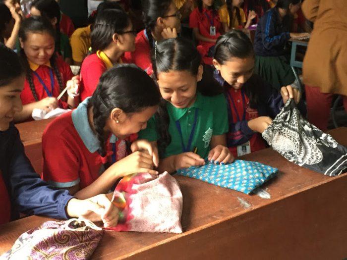 eco-friendly sanitary pads nepal