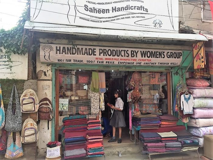Local Women Handicraft Center Nepal